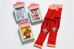 Health socks for bedtime with characters|HEALTH AND PHARMACEUTICAL|Contracted development